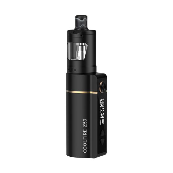 Innokin Coolfire Z50 VW Kit With Zlide Tube Tank Type: TPD Edition | Color: Black authentic