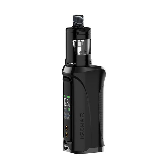 UK wholesale Innokin Kroma-R 80W VW Kit with Zlide Tank Color: Black | Type: TPD Edition