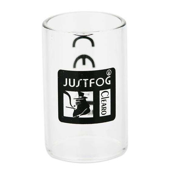 JUSTFOG Q16 Replacement Pyrex Glass Tube 1.9ml Color: Pure UK wholesale