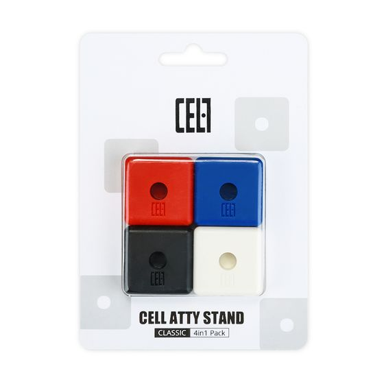 authentic KIZOKU Cell Atty Stand 4 in 1 Blister Packing