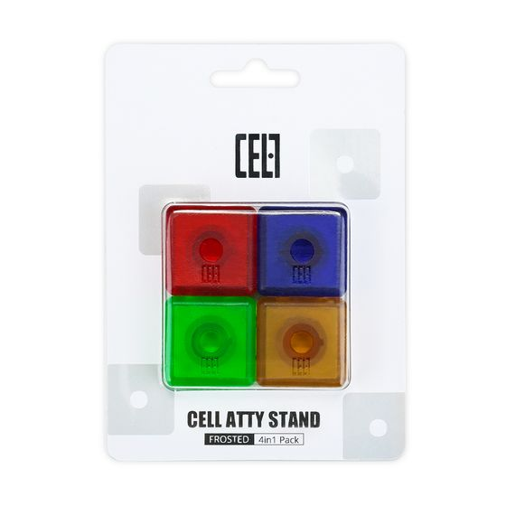 cheap KIZOKU Cell Atty Stand 4 in 1 Blister Packing