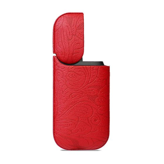 Leather case for IQOS 2.0&3.0 Red UK store