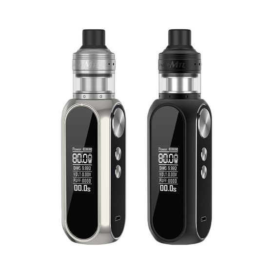 wholesale OBS Cube 80W VW Kit with Engine MTL RTA 3000mAh