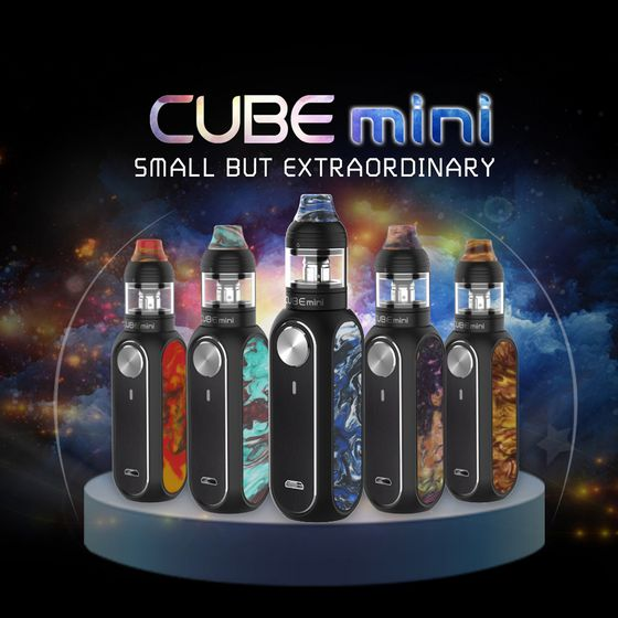 low price OBS Cube Mini Resin Starter Kit 1500mAh