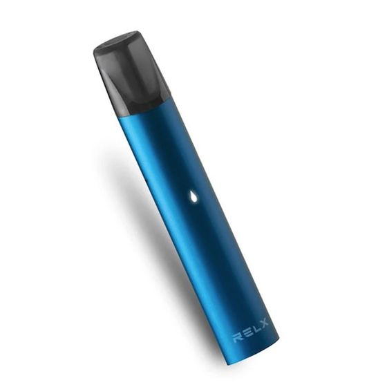 authentic RELX Classic Starter Kit 350mAh Navy Blue