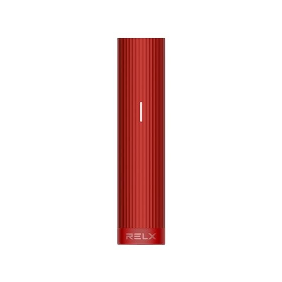 UK shop RELX Essential Battery Device 350mAh Color: Red