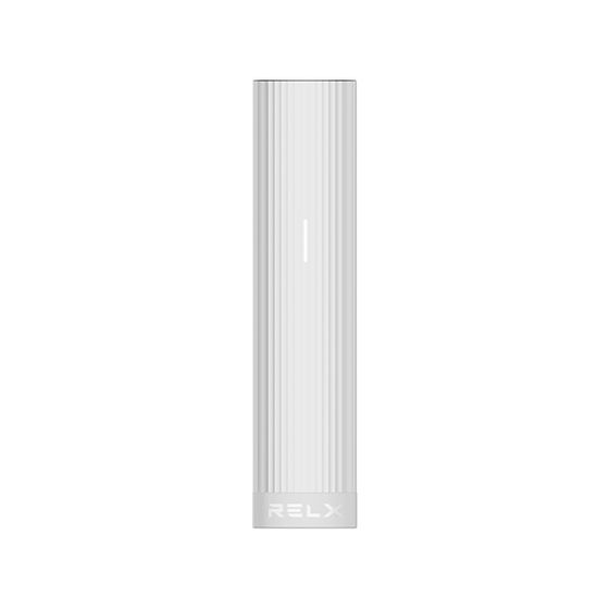 UK shop RELX Essential Battery Device Color: White