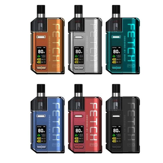 for wholesale SMOK Fetch Pro 80W VW Pod Kit