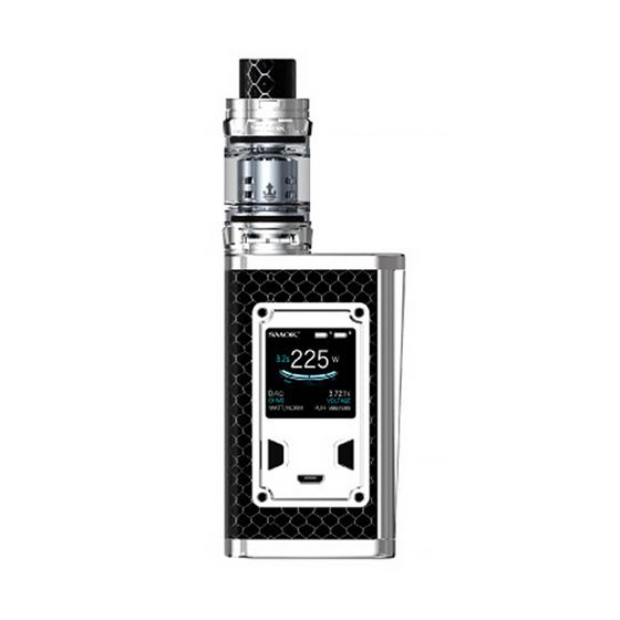SMOK Majesty 225W TC Kit with TFV12 Prince Luxe Edition Color: Prism Silver | Type: Black Cobra TPD Version UK shop