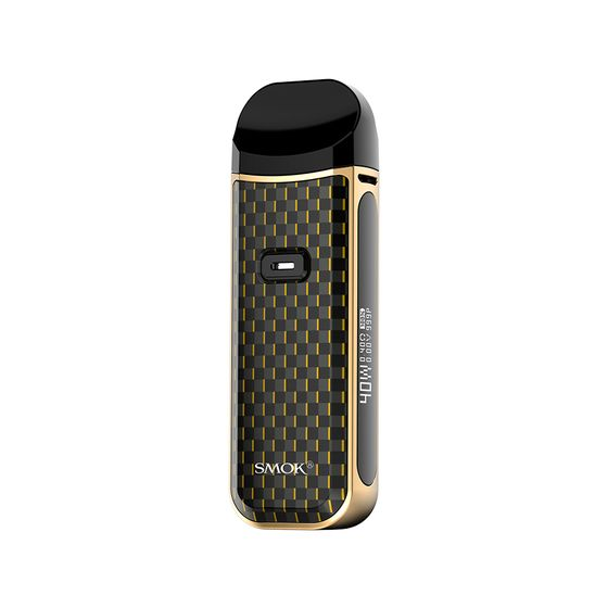 UK store SMOK Nord 2 40W Pod Starter Kit 1500mAh Type: 2ml EU Edition | Color: Gold