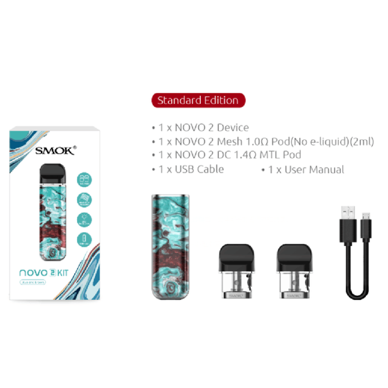 wholesale price SMOK Novo 2 Pod Starter Kit 800mAh
