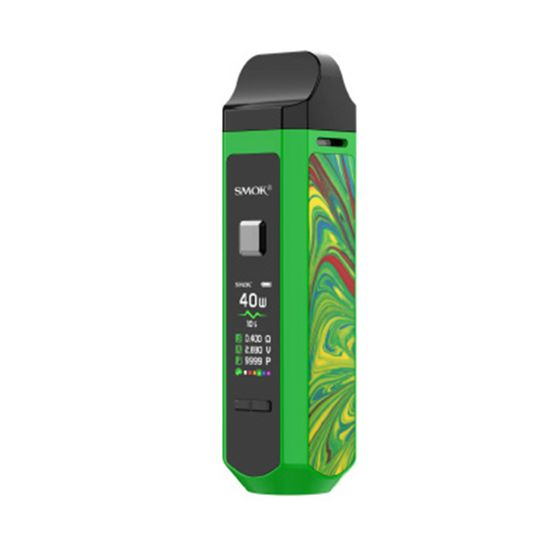 SMOK RPM 40 Pod Mod Kit 1500mAh Green 2ml EU Edition authentic