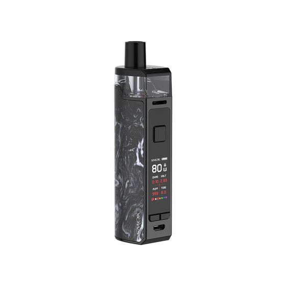 SMOK RPM80 Pod Mod Kit 3000mAh Color: Black and White Resin | Type: 2ml EU Edition cheap