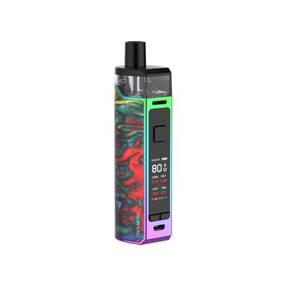 SMOK RPM80 Pod Mod Kit 3000mAh Color: 7-Color Resin | Type: 2ml EU Edition wholesale