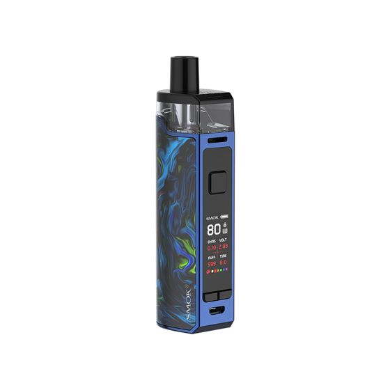 SMOK RPM80 Pod Mod Kit 3000mAh Color: Fluid Blue | Type: 2ml EU Edition wholesale price
