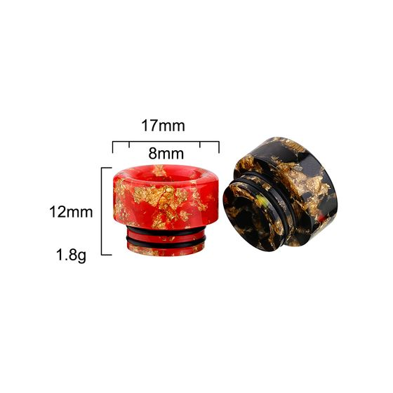 Sailing Floral Epoxy Resin 810 Drip Tip SL234 wholesale