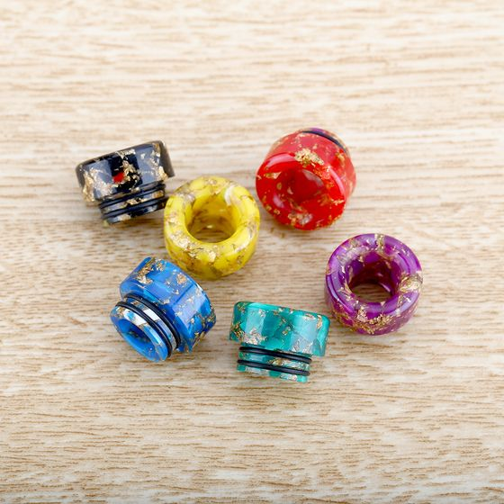 UK shop Sailing Floral Epoxy Resin 810 Drip Tip SL234
