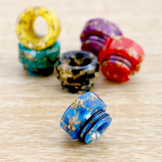 Sailing Floral Epoxy Resin 810 Drip Tip SL234 UK wholesale