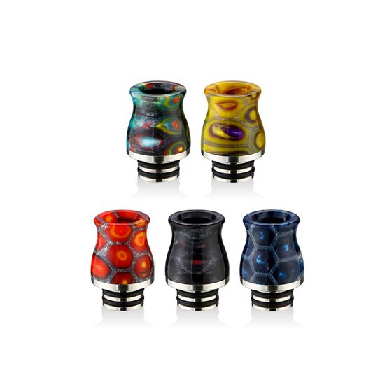 Sailing SS Epoxy Resin 510 Drip Tip SL228 authentic