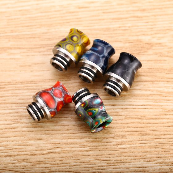 Sailing SS Epoxy Resin 510 Drip Tip SL228 for wholesale