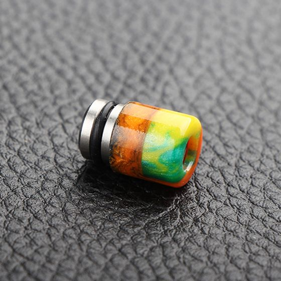 UK shop Sailing SS Epoxy Resin 510 Drip Tip Short Edition SL104