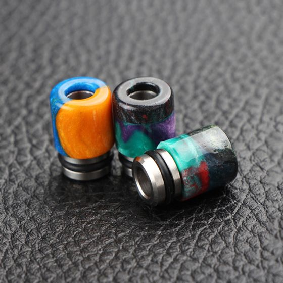 cheap Sailing SS Epoxy Resin 510 Drip Tip Short Edition SL104