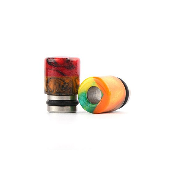 Sailing SS Epoxy Resin 510 Drip Tip Short Edition SL104 UK wholesale