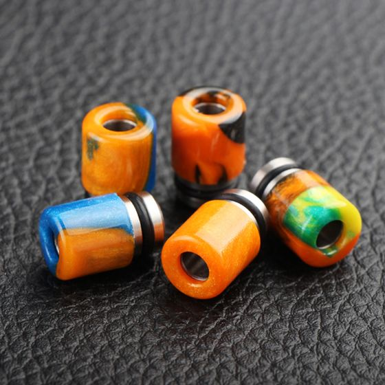 Sailing SS Epoxy Resin 510 Drip Tip Short Edition SL104 cheap
