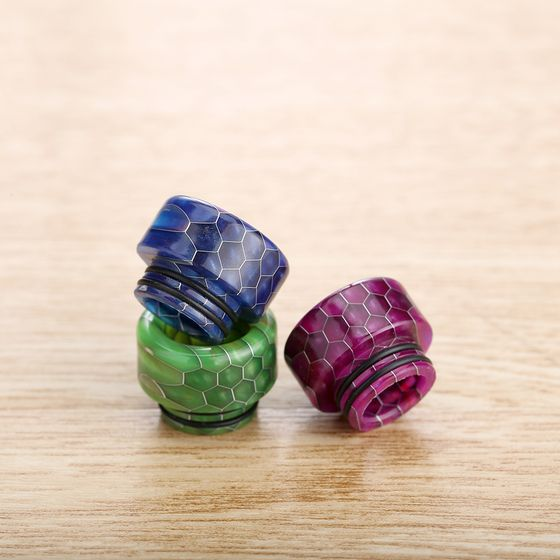 authentic Sailing Snakeskin Pattern 810 Drip Tip SL213