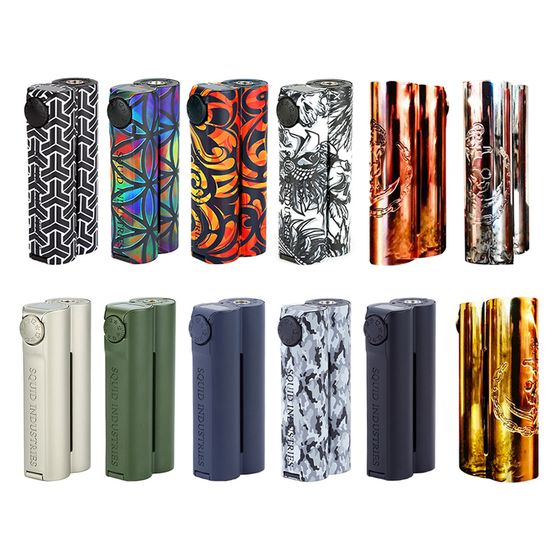 UK shop Squid Industries Double Barrel V3 150W VW MOD