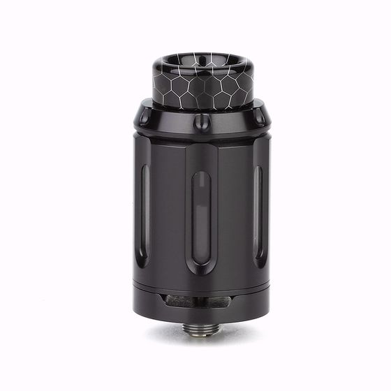 Squid Industries PeaceMaker RTA 4ml Color: Black UK wholesale