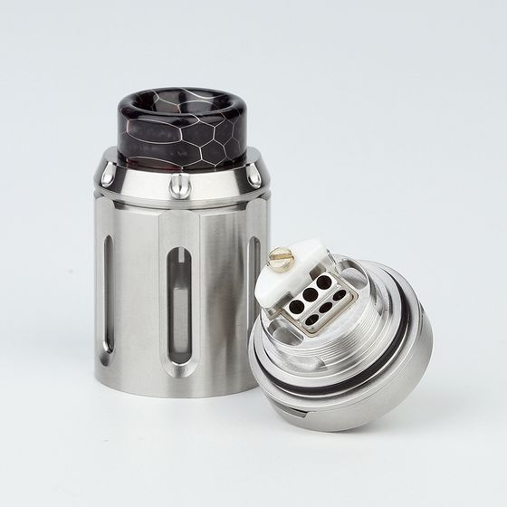 UK supplier Squid Industries PeaceMaker RTA 4ml