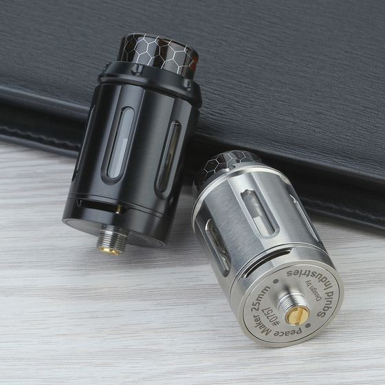 Squid Industries PeaceMaker RTA 4ml authentic