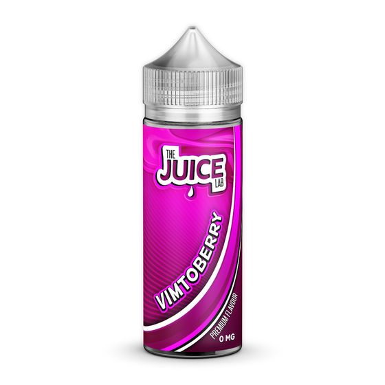 The Juice Lab Shortfill 120ml Flavor: Vimtoberry | Strength: 0mg/ml UK shop