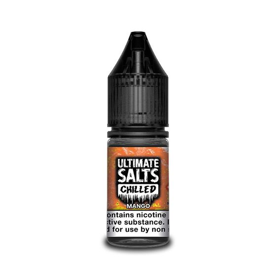 Ultimate Juice Ultimate Salts Chilled 10ML Flavor: Mango | Strength: 20mg/ml for wholesale