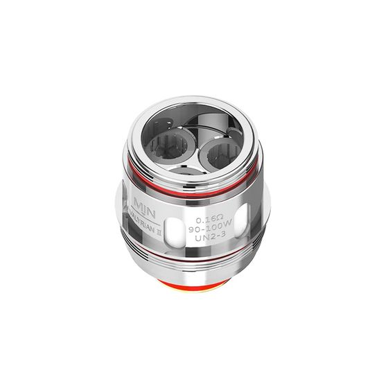wholesale price Uwell Valyrian 2 Tank Replacement Coil Head 0.16ohm|FeCrAl UN2-3 Triple Meshed Coil