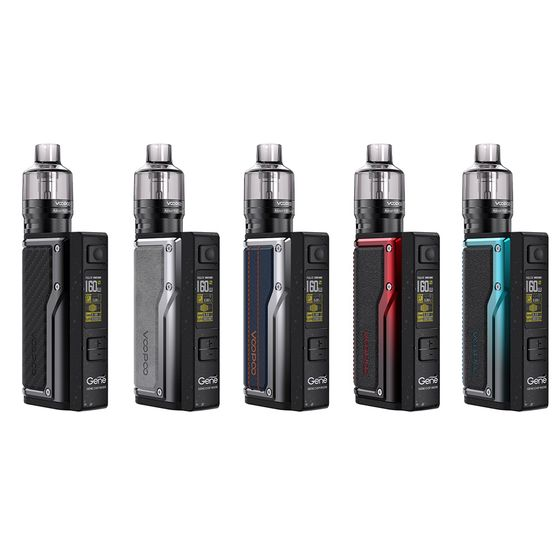 VOOPOO Argus GT 160W TC Kit with PnP Tank UK wholesale