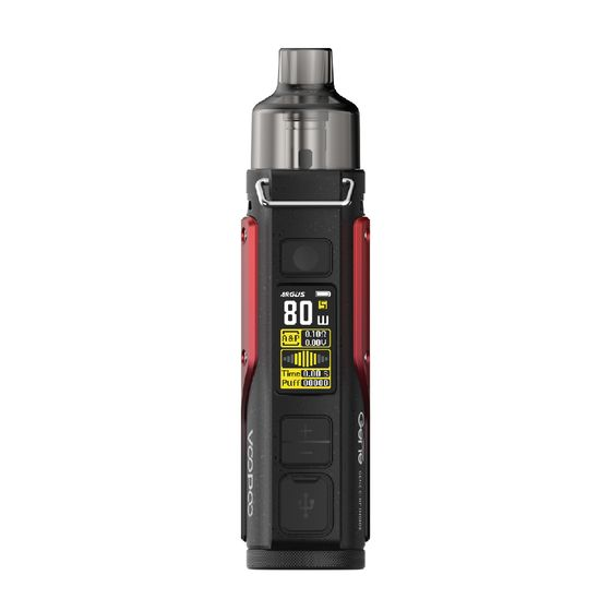 VOOPOO Argus Pro 80W Pod Kit 3000mAh with PNP Tank UK shop