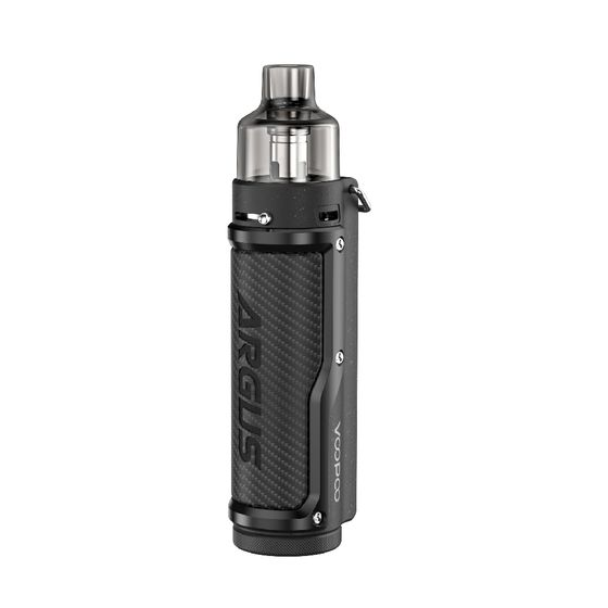 wholesale price VOOPOO Argus Pro 80W Pod Kit 3000mAh with PNP Tank Type: TPD Edition | Color: Carbon Fiber & Black