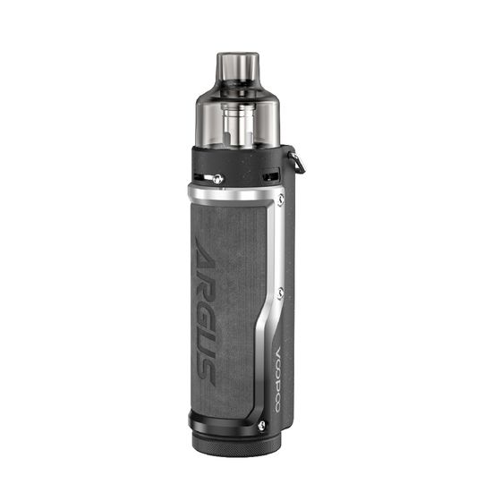 wholesale price VOOPOO Argus Pro 80W Pod Kit 3000mAh with PNP Tank Type: TPD Edition | Color: Vintage Grey & Silver