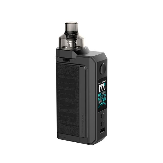 UK supplier VOOPOO DRAG Max 177W TC Kit with PNP Tank Type: TPD Edition | Color: Classic