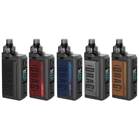 for wholesale VOOPOO DRAG Max 177W TC Kit with PNP Tank