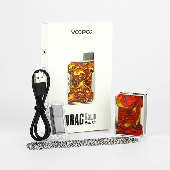 [Coming Soon] VOOPOO DRAG Nano Pod Kit 750mAh original