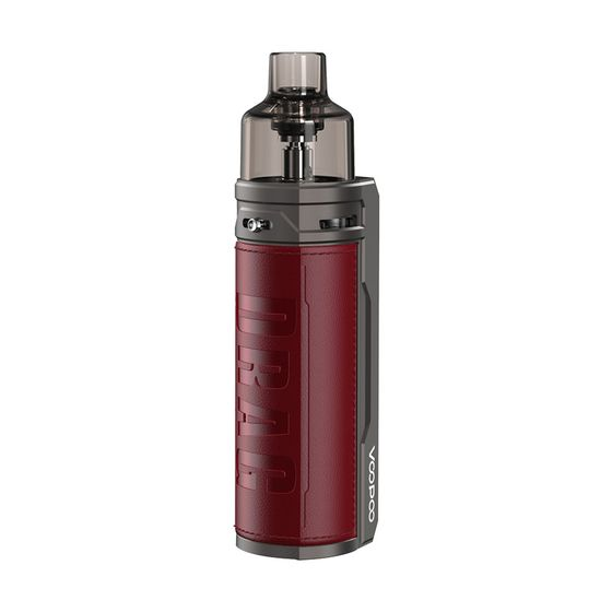 UK wholesale VOOPOO DRAG S 60W VW Pod Kit 2500mAh Type: TPD Edition | Color: Marsala