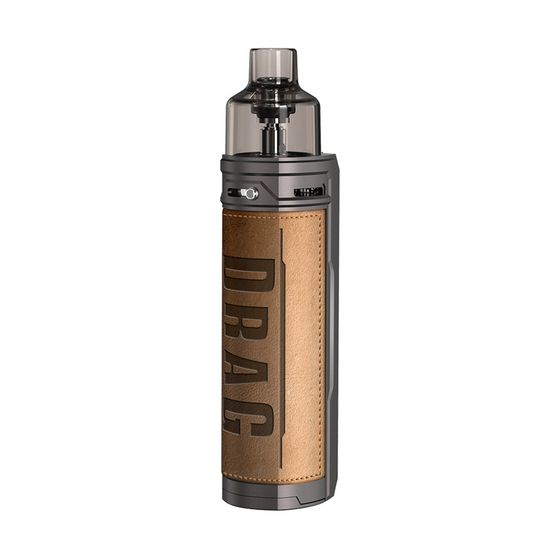 VOOPOO DRAG X 18650 Mod Pod Kit Color: Retro | Type: TPD Edition wholesale price