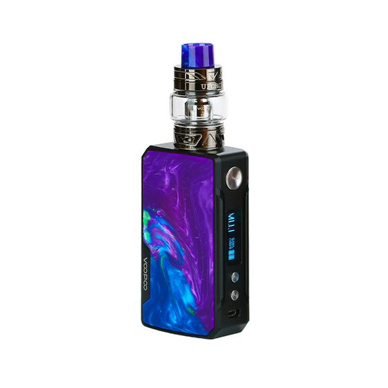 VOOPOO Drag 2 Platinum 177W TC Kit with UFORCE T2 Type: TPD Edition | Color: Platinum-Puzzle for wholesale
