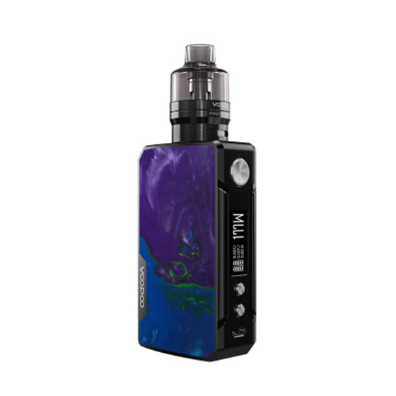 VOOPOO Drag 2 Refresh 177W TC Kit with PNP Tank Type: TPD Edition | Color: B-Puzzle for wholesale