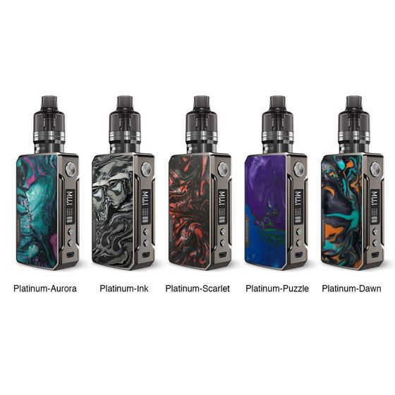 cheap VOOPOO Drag 2 Refresh Platinum 177W TC Kit with PNP Tank