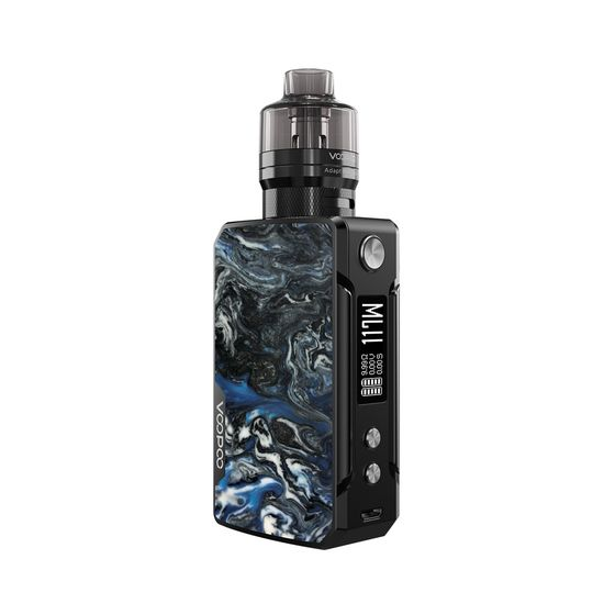 VOOPOO Drag Mini Refresh Edition 117W TC Kit With PNP Tank 4400mAh Color: B-Phthalo | Type: TPD Edition for wholesale