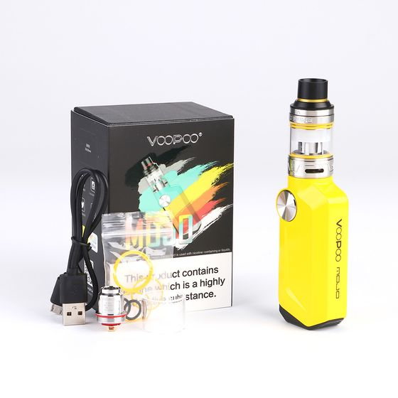 VOOPOO MOJO 88W with UFORCE TC Starter Kit 2600mAh low price